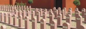 Tombes au tata africain de Chassellay (Rhône)